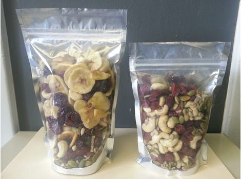 Smart Snack Mix