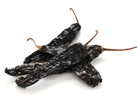 Dried Pasilla Negro Chili