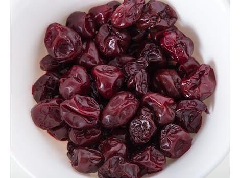 Dried Red Tart Cherry
