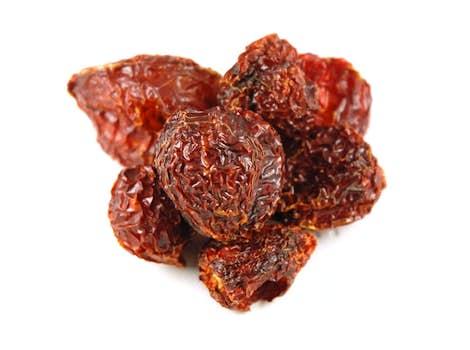 Dried Habanero Chilies