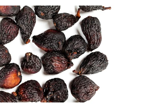 Dried Black Mission Figs